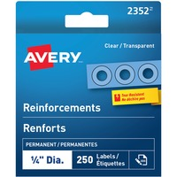 Avery® Clear Reinforcement Labels