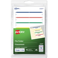 Avery® Print or Write File Folder Labels