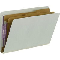 Smead Classification Folders with SafeSHIELD Fasteners