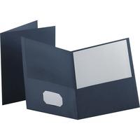 Oxford Twin Pocket Letter-size Folders