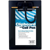 MMF Clipboard with Coil Pen