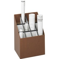 Safco Upright Roll Storage Files