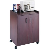 Safco Mobile Refreshment Utility Cart
